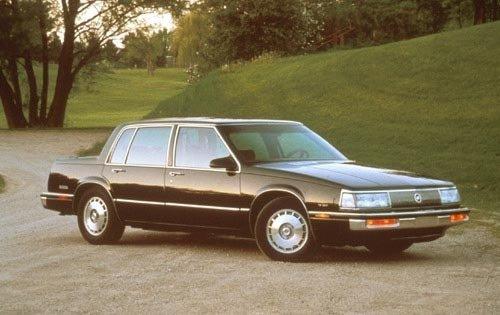 1990 buick electra sedan t type fq oem 1 500