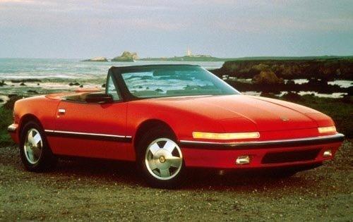 1990 buick reatta convertible base fq oem 1 500