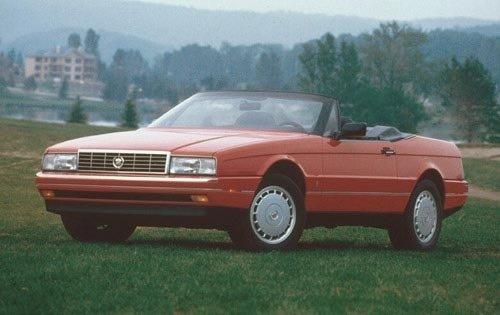 1990 cadillac allante convertible base fq oem 1 500