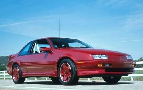 1990 chevrolet beretta coupe gtz fq oem 1 500