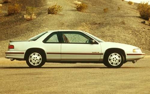 1990 chevrolet lumina coupe base s oem 1 500