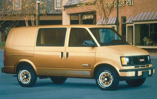 1990 gmc safari cargo cargo minivan base fq oem 1 500