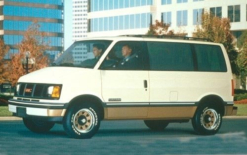 1990 gmc safari passenger minivan sle fq oem 1 500