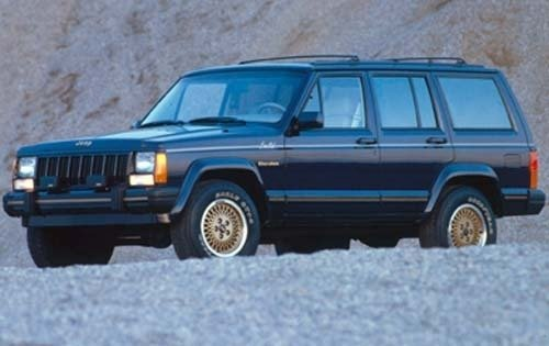 1990 jeep cherokee 4dr suv limited fq oem 1 500