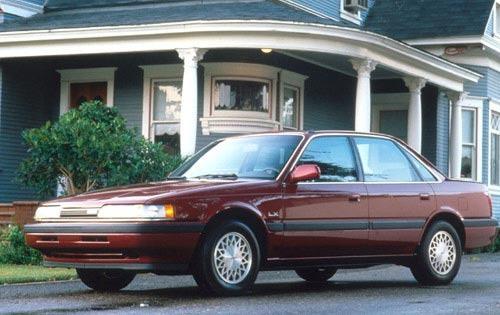 1990 mazda 626 sedan lx fq oem 1 500