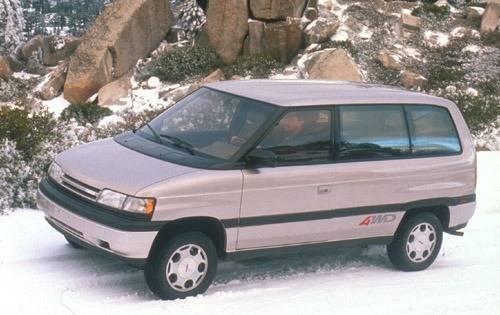 1990 mazda mpv passenger minivan base fq oem 1 500