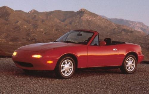 1990 mazda mx 5 miata convertible base fq oem 1 500