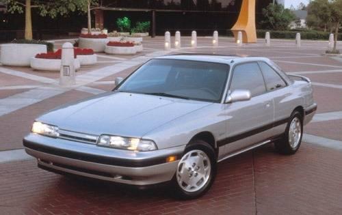 1990 mazda mx 6 coupe gt fq oem 1 500