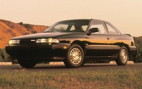 1990 mazda mx 6 coupe lx fq oem 1 500