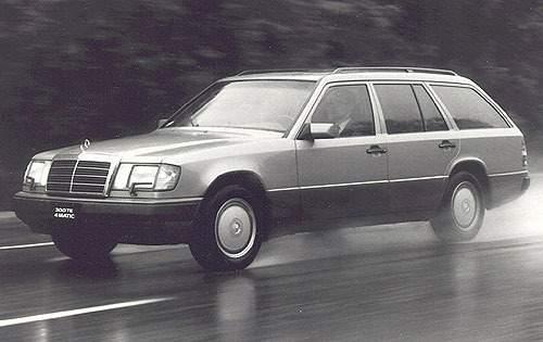 1990 mercedes benz 300 class wagon 300te 4matic fq oem 1 500