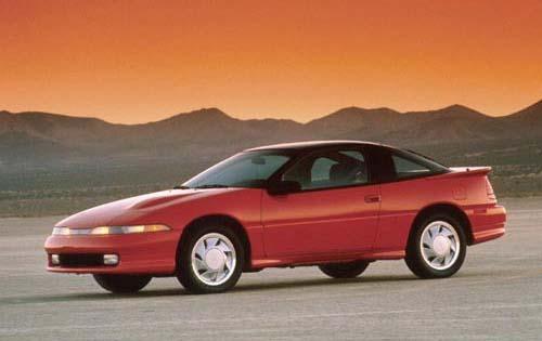 1990 mitsubishi eclipse 2dr hatchback gs fq oem 1 500
