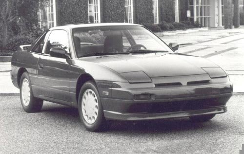 1990 nissan 240sx coupe xe fq oem 1 500
