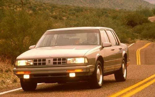 1990 oldsmobile ninety eight sedan touring fq oem 1 500