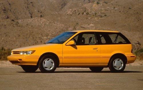 1990 plymouth colt 2dr hatchback gt fq oem 1 500