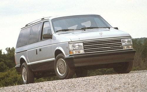 1990 plymouth grand voyager passenger minivan le fq oem 1 500