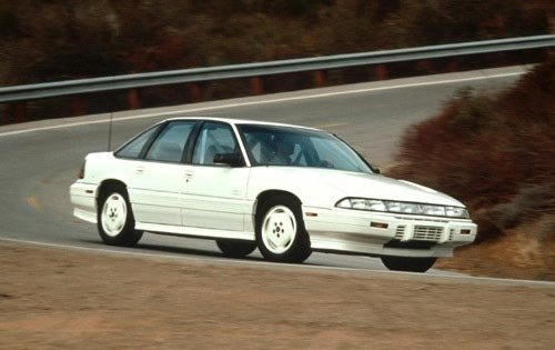 1990 pontiac grand prix sedan ste fq oem 1 500