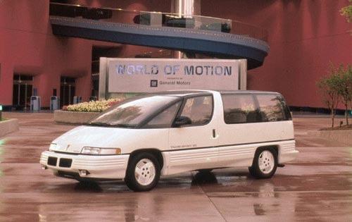 1990 pontiac trans sport passenger minivan se fq oem 1 500
