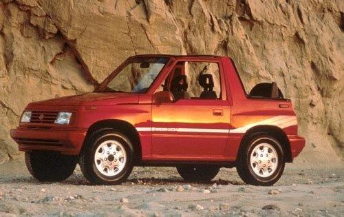 1990 suzuki sidekick convertible suv jlx wsoft top fq oem 1 500