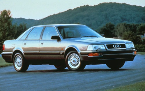 1991 audi v8 sedan quattro fq oem 1 500