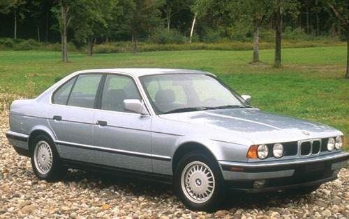 1991 bmw 5 series sedan 525i fq oem 1 500
