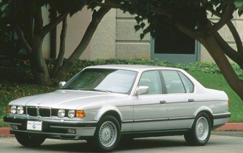 1991 bmw 7 series sedan 735i fq oem 1 500