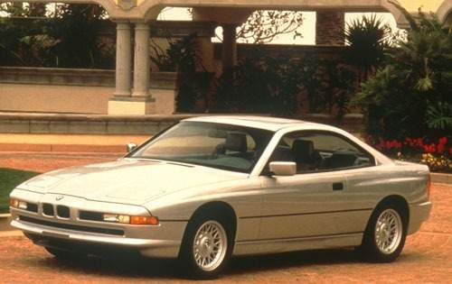 1991 bmw 8 series coupe 850i fq oem 1 500