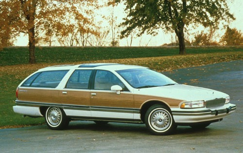 1991 buick roadmaster wagon estate fq oem 1 500