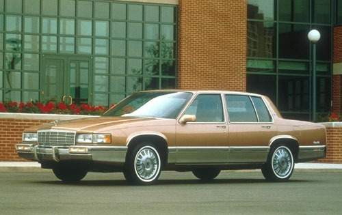 1991 cadillac deville sedan touring fq oem 1 500