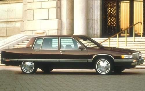 1991 cadillac fleetwood sedan sixty special fq oem 1 500
