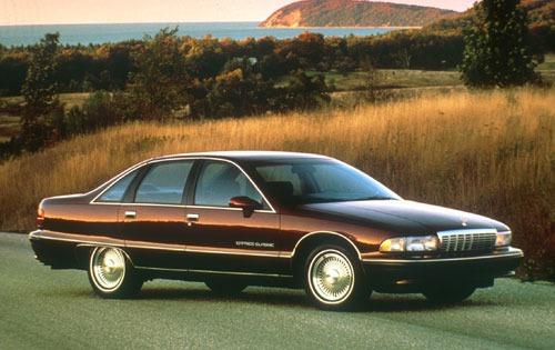 1991 chevrolet caprice sedan classic fq oem 1 500