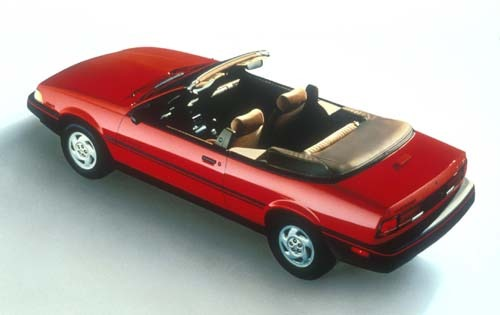 1991 chevrolet cavalier convertible rs a oem 1 500