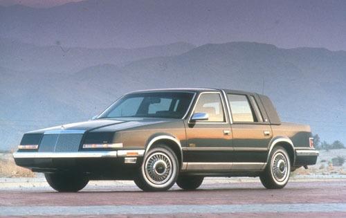 1991 chrysler imperial sedan base fq oem 1 500
