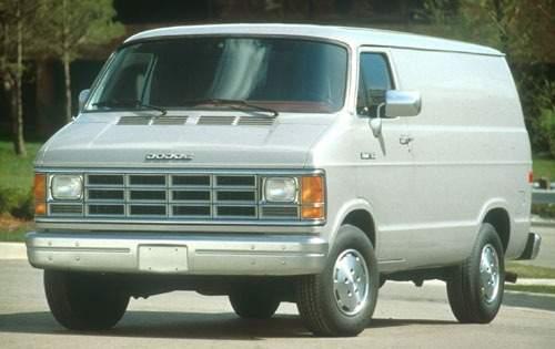 1991 dodge ram van cargo van b150 fq oem 1 500