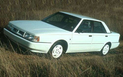 1991 eagle premier sedan es limited fq oem 1 500