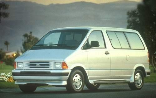 1991 ford aerostar passenger minivan xlt fq oem 1 500