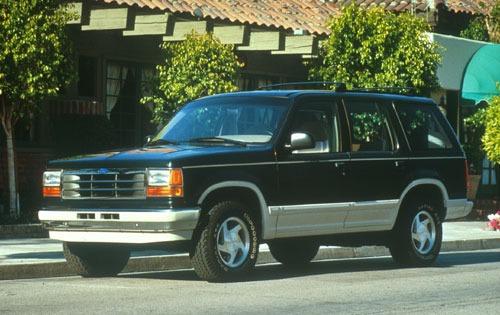 1991 ford explorer 4dr suv eddie bauer fq oem 1 500