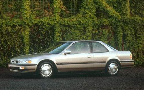 Maintenance Schedule For 1991 Honda Accord Openbay