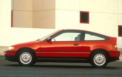 1991 honda civic crx 2dr hatchback hf s oem 1 500