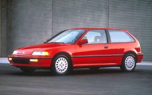 1991 honda civic 2dr hatchback si fq oem 1 500