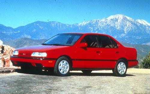 1991 infiniti g20 sedan base fq oem 1 500