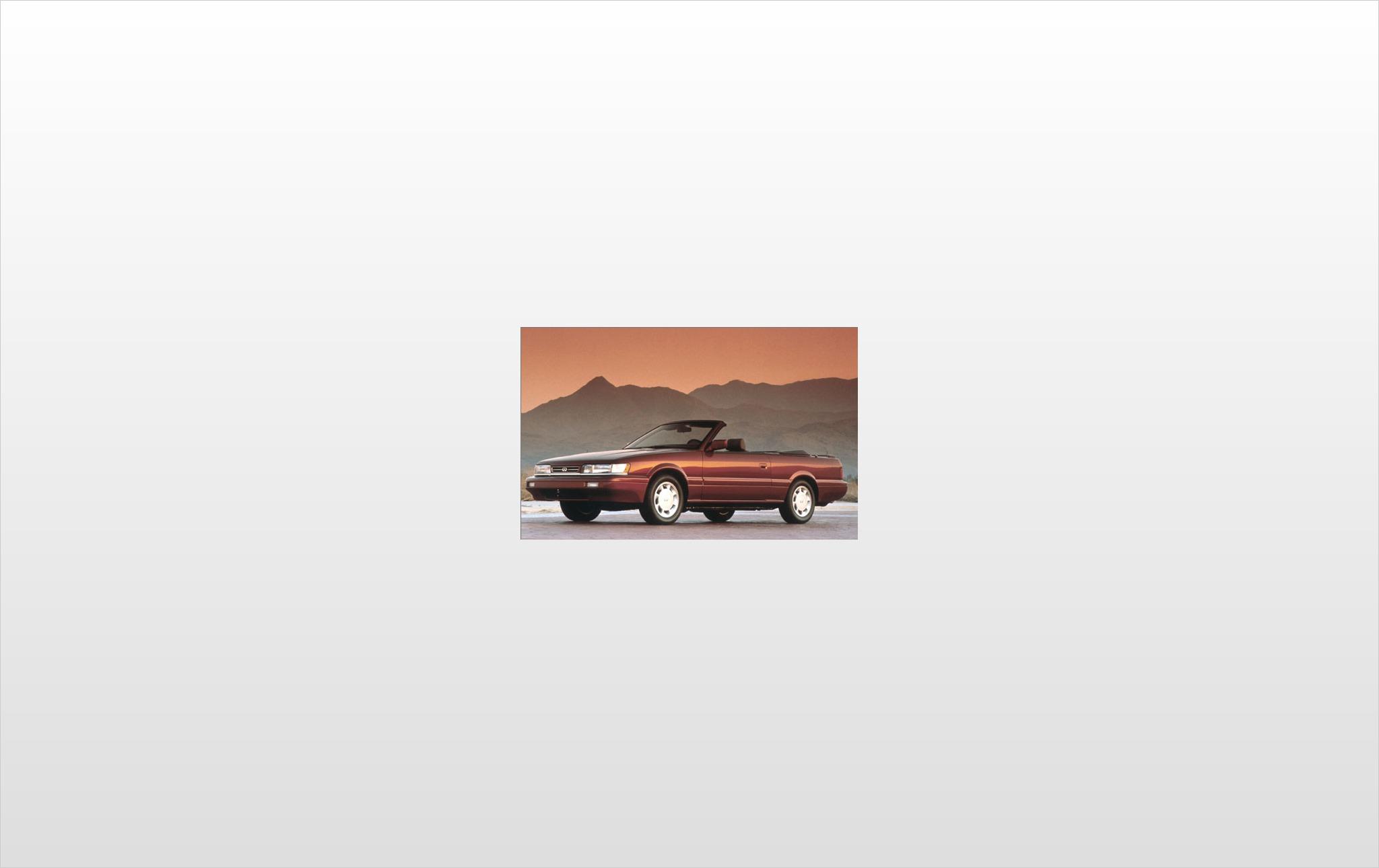 1991 infiniti m30 convertible base fq oem 1 2048