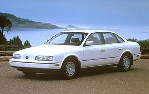 1991 infiniti q45 sedan base fq oem 1 500