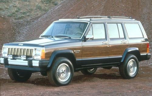 1991 jeep cherokee 4dr suv briarwood fq oem 1 500