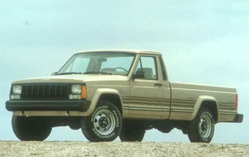 1991 jeep comanche regular cab pickup pioneer fq oem 1 500
