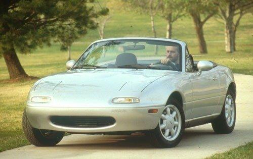 1991 mazda mx 5 miata convertible base fq oem 1 500
