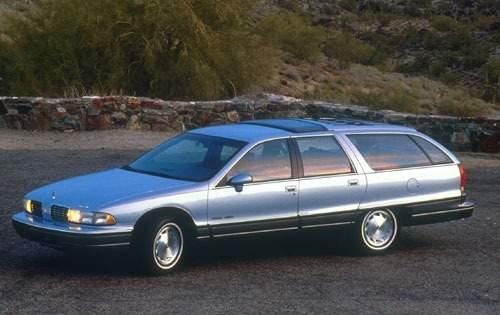 1991 oldsmobile custom cruiser wagon base fq oem 1 500
