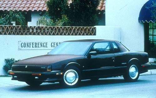 1991 oldsmobile toronado coupe trofeo fq oem 1 500