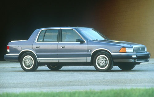 1991 plymouth acclaim sedan le fq oem 1 500