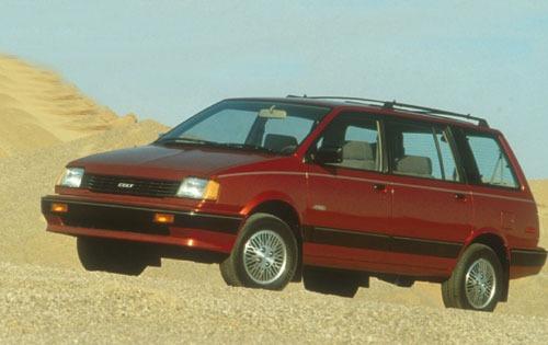 1991 plymouth colt wagon vista fq oem 1 500