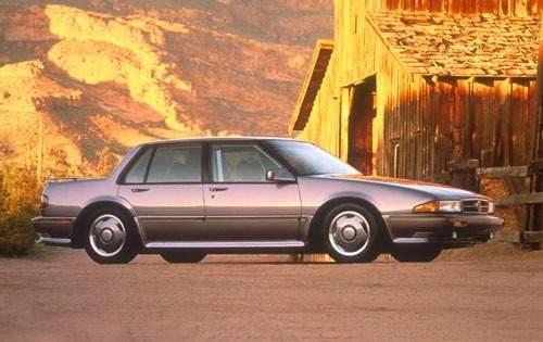 1991 pontiac bonneville sedan sse fq oem 1 500